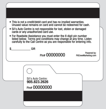 Rewards Card Program | Sil's Complete Auto Care Centre - image #2