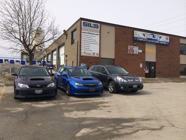 Subaru Repair and Service | Sil's Complete Auto Care Centre